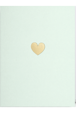 Just Because - Gold Heart