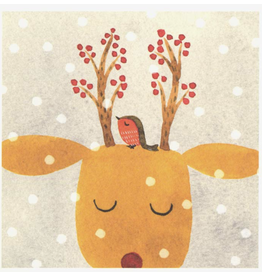 Festive Antlers - 8 Pack of Cards