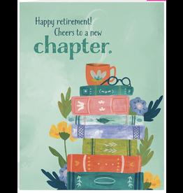 Retirement - New Chapter