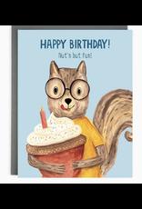 Birthday - Birthday Squirrel Cake