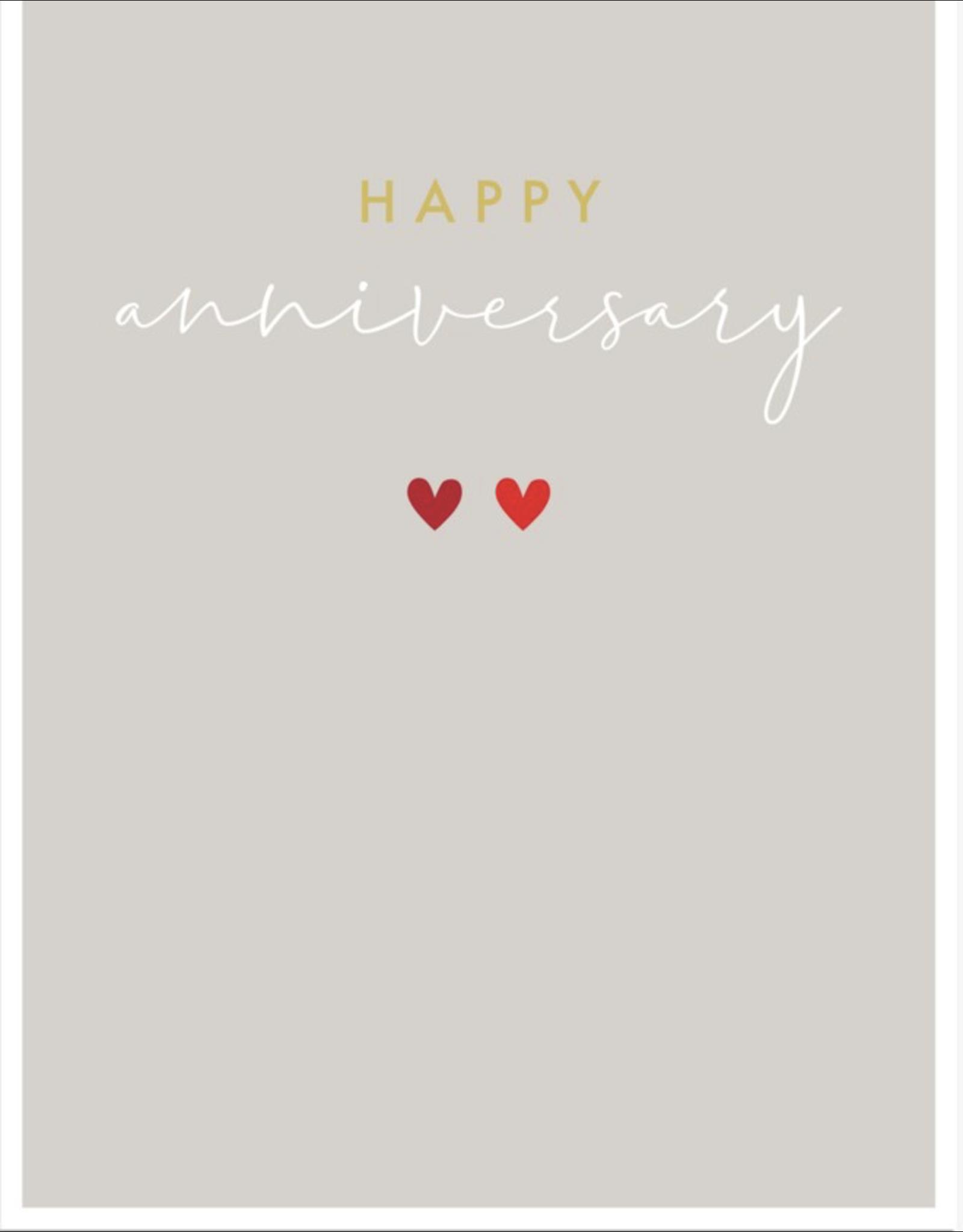 Anniversary - 2 Hearts