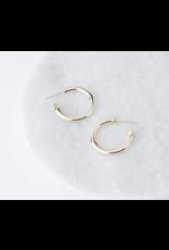 Constance Hoop Earrings