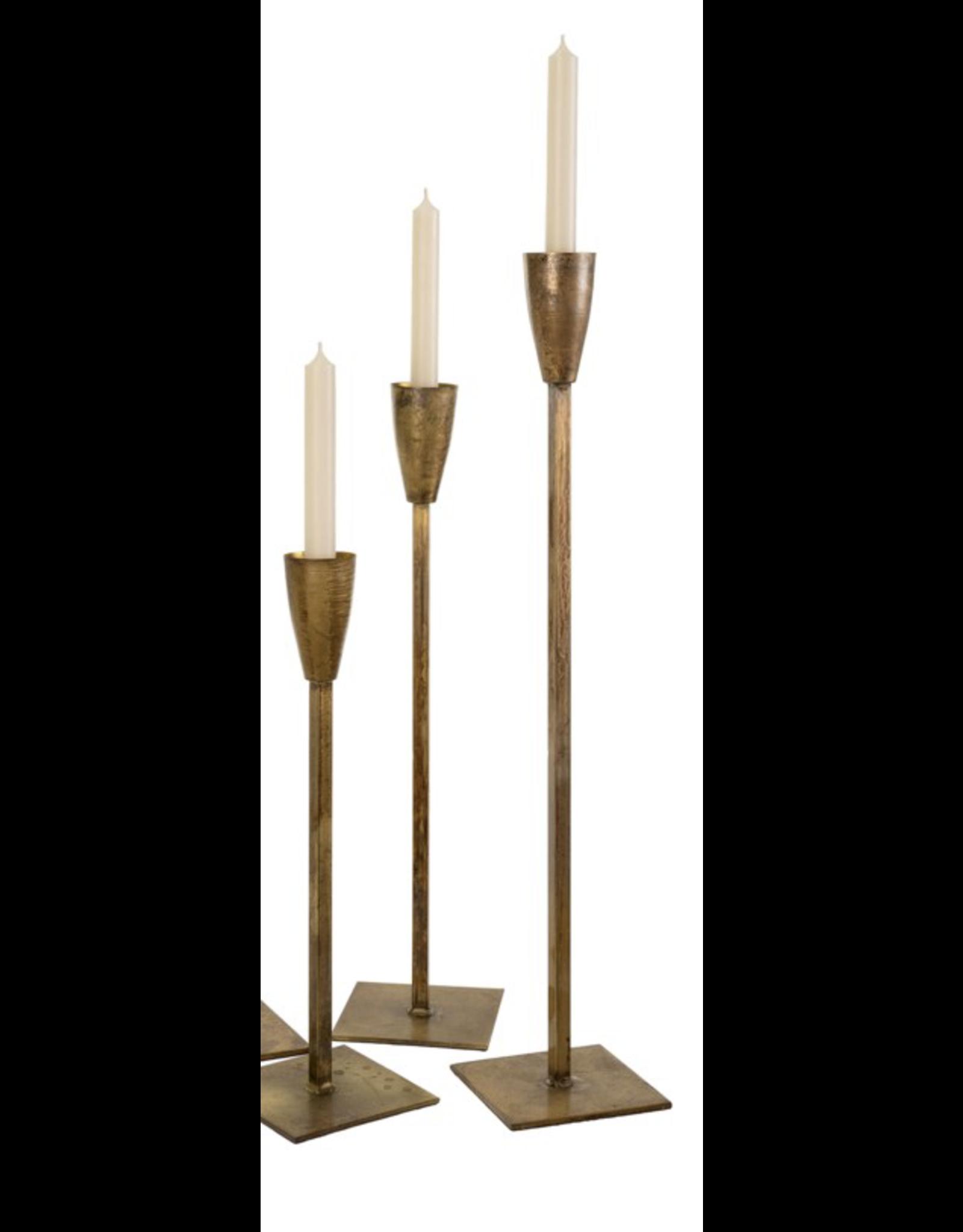 El Grande Candlestick - Gold