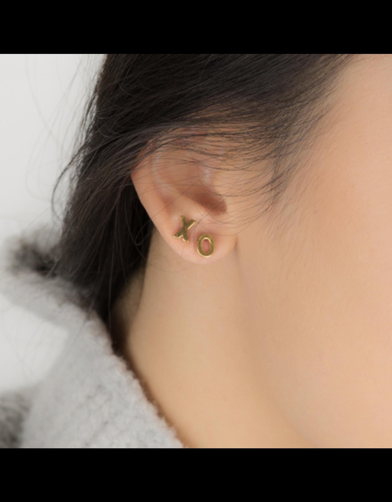 jj+rr XO Earrings