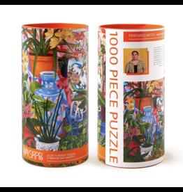 Werkshoppe Tropical Vases Floral Still Life - 1000 Piece Puzzle