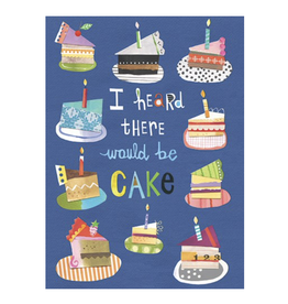 Birthday - Heard There Would Be Cake