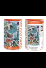 Werkshoppe Mushroom Garden - 500 Piece Puzzle