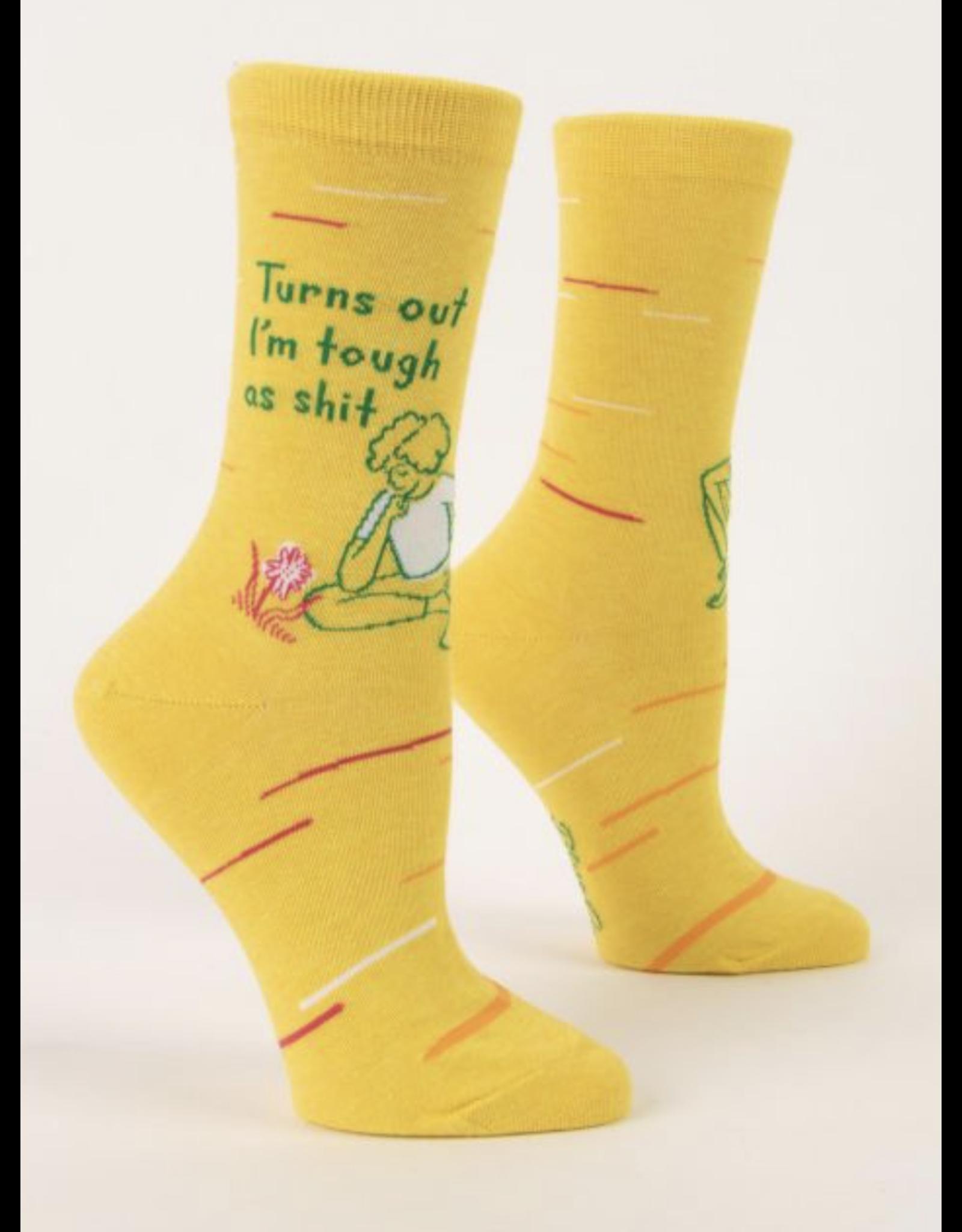 BQ Sassy Socks - Tough as Sh*t