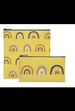 Rainbows Snack Bags S/2