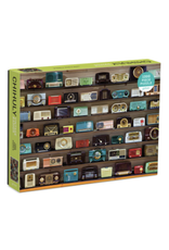 Chihuly Vintage Radios Puzzle - 1000 Pieces