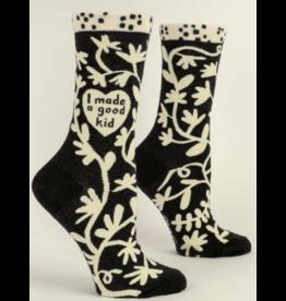 BQ Sassy Socks - Good Kid