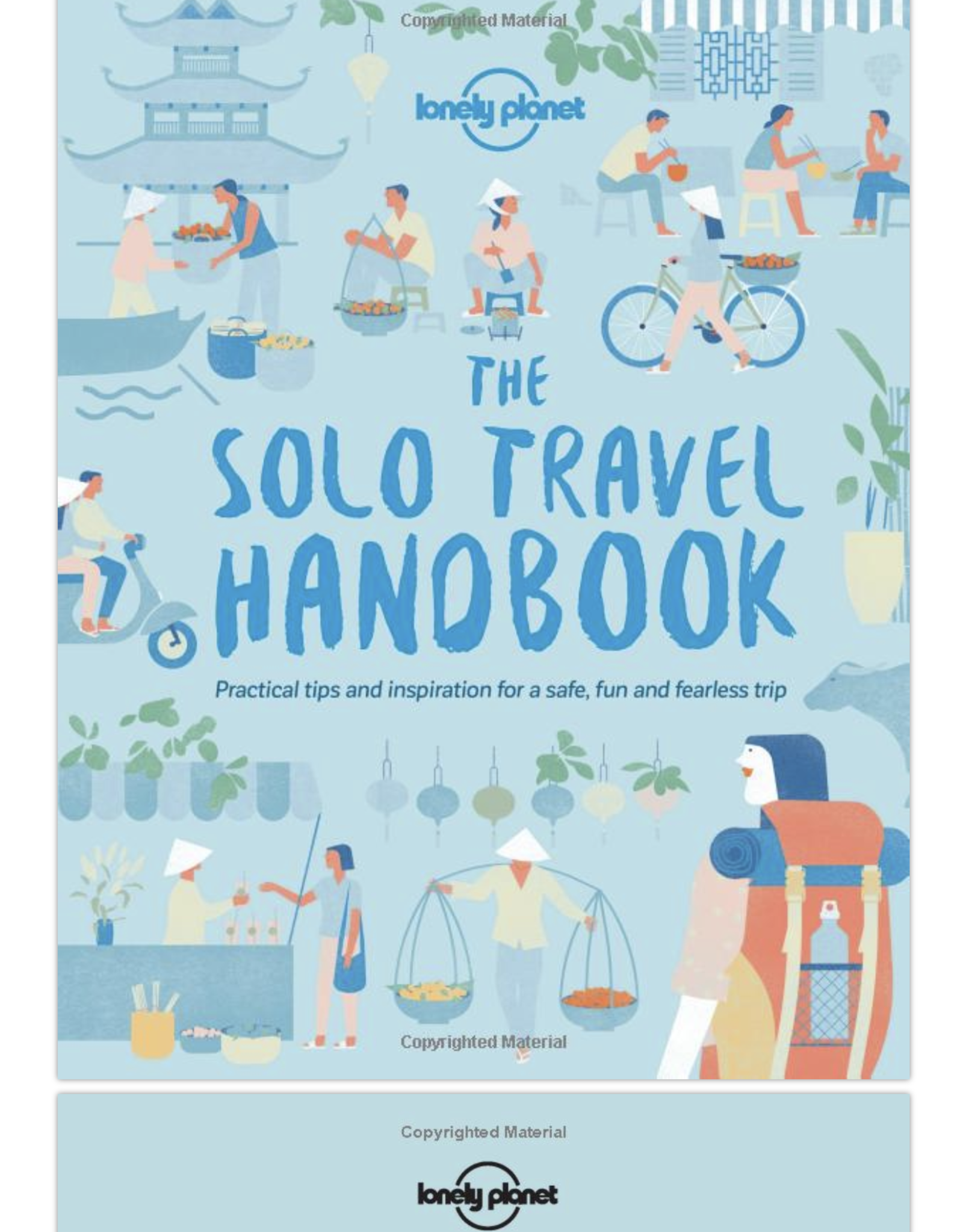 Solo Travel Handbook 1st Ed.