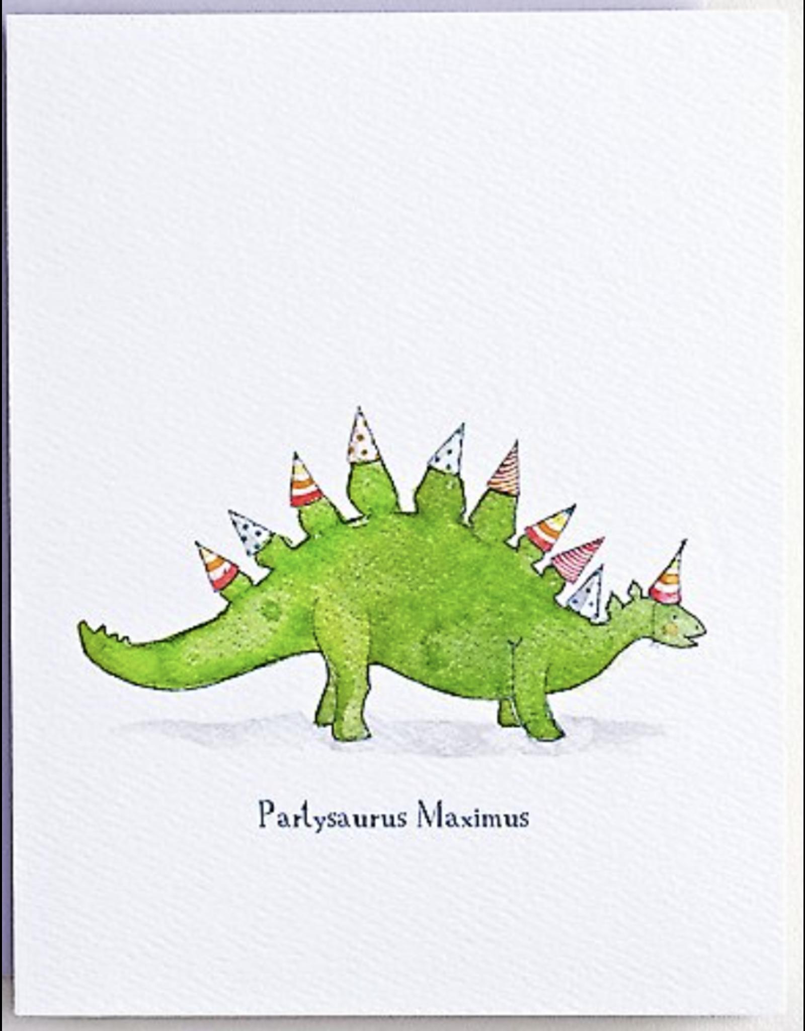 Birthday - Partysaurus