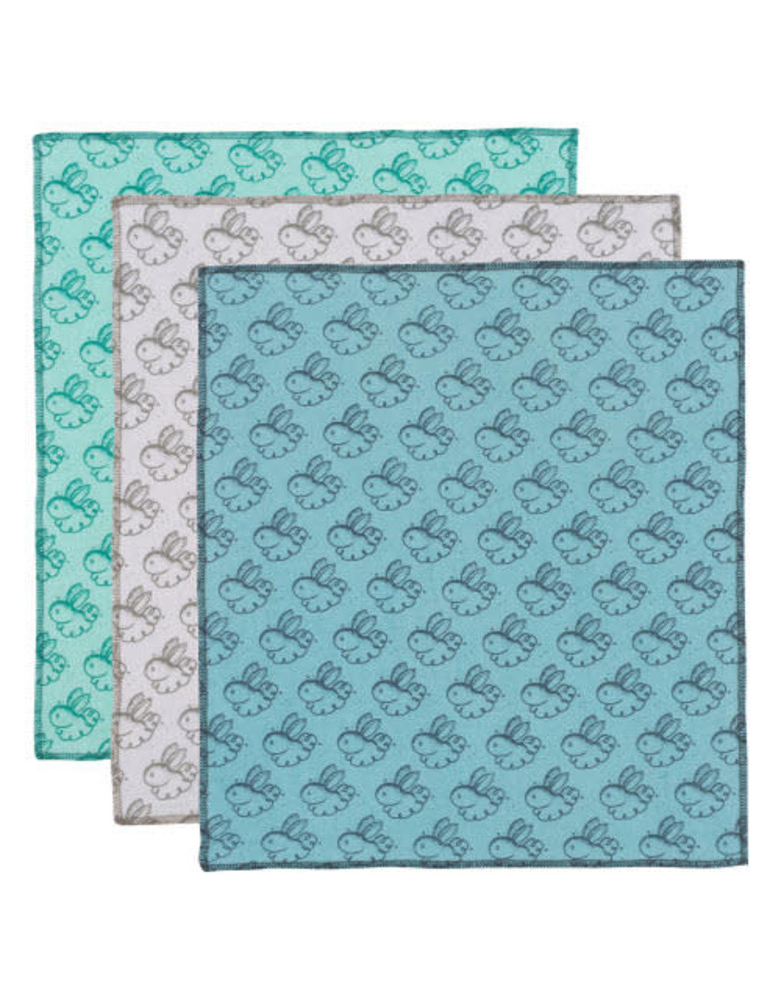 Dusting Cloth Set of 3 - Dust Bunny