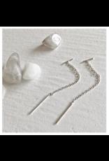 Ophidia Threader Earrings