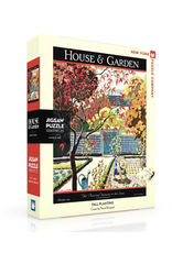 New York Puzzle Co Fall Planting  Puzzle - 1000 Pieces