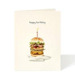 Birthday - Birthday Burger