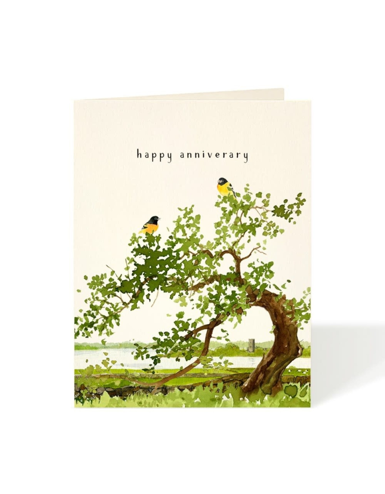 Anniversary - Goldfinches