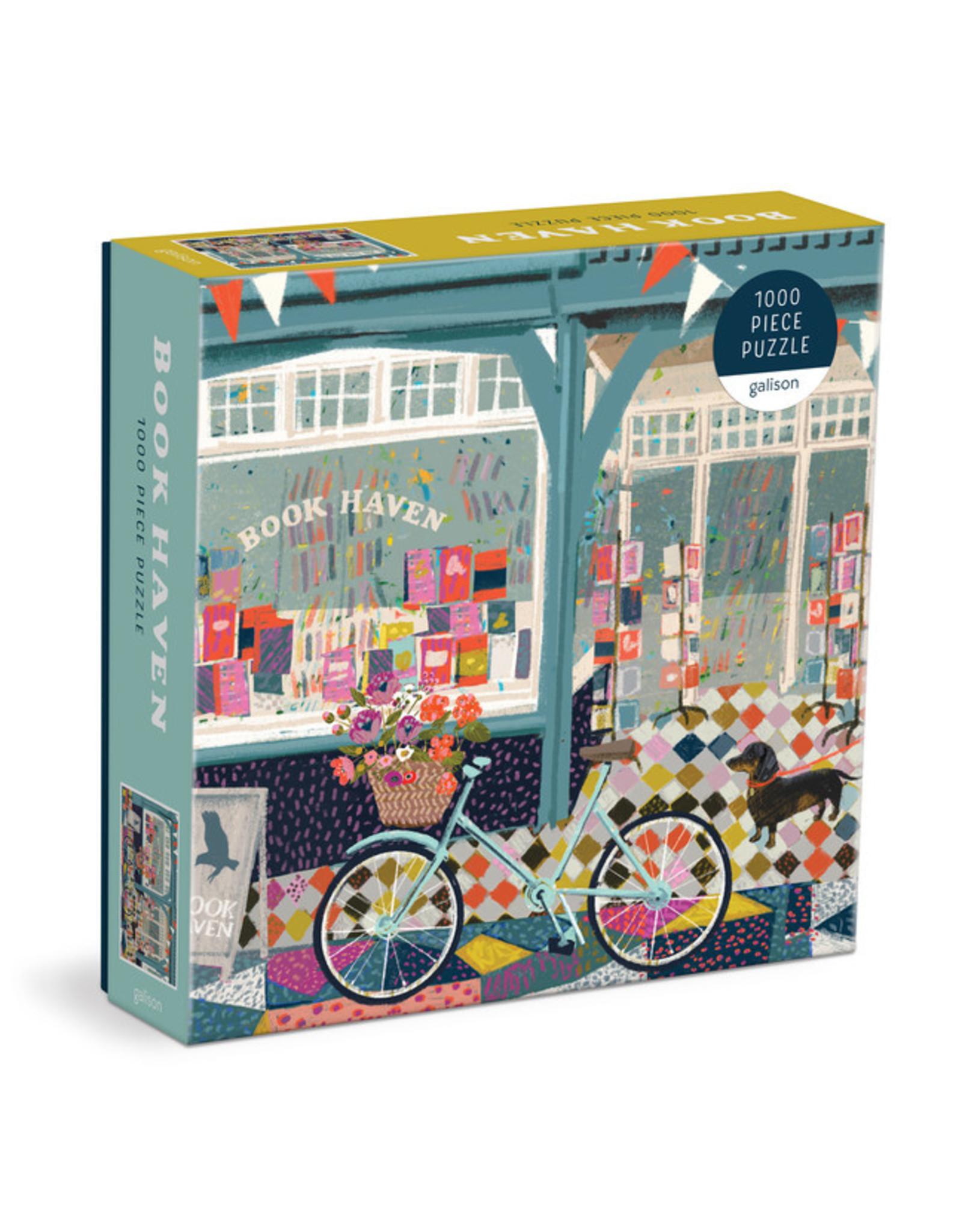 Book Haven - 1000pc Puzzle