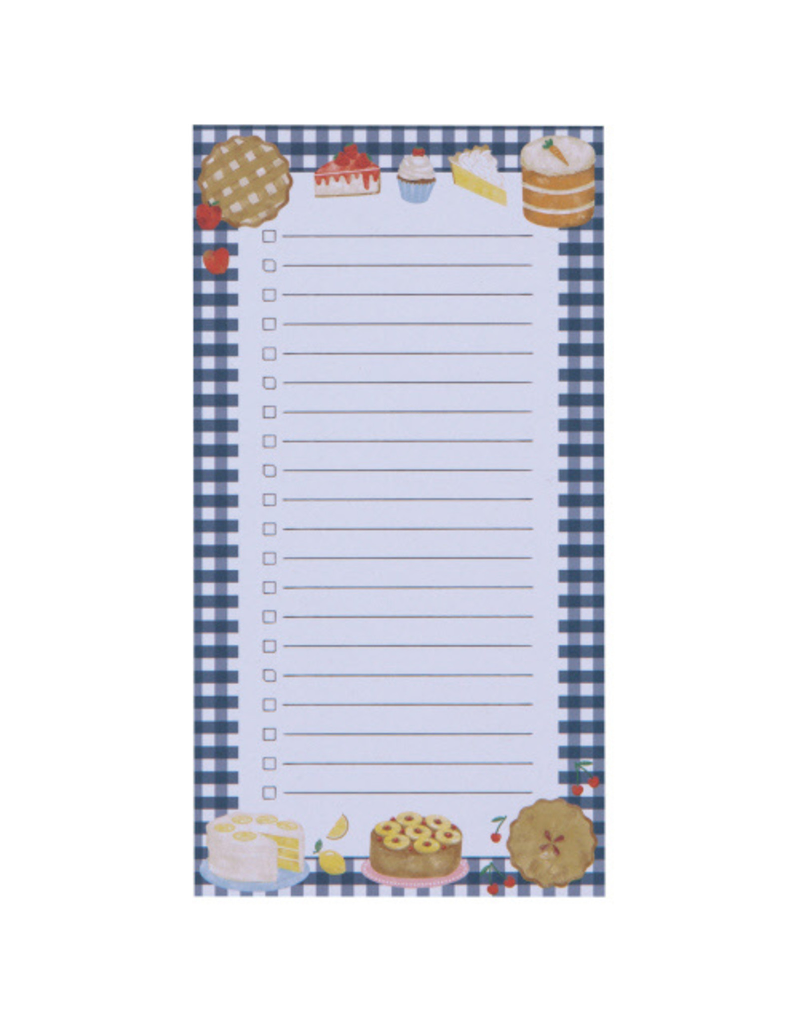 Sweeter Times List It Notepad