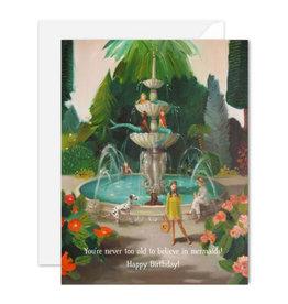 Janet Hill Studio Birthday - Mermaids