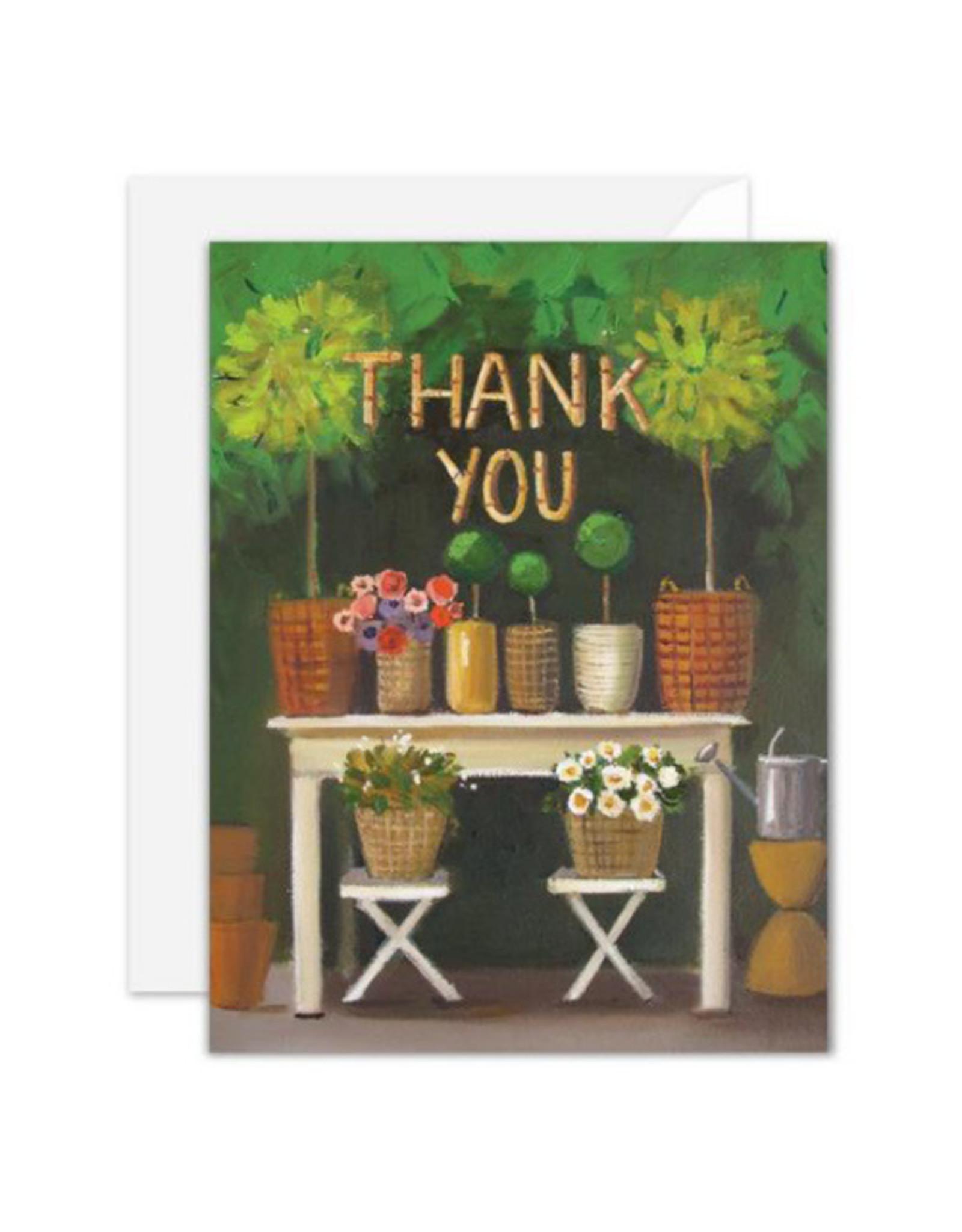 Janet Hill Studio Thank You - Thank You Garden