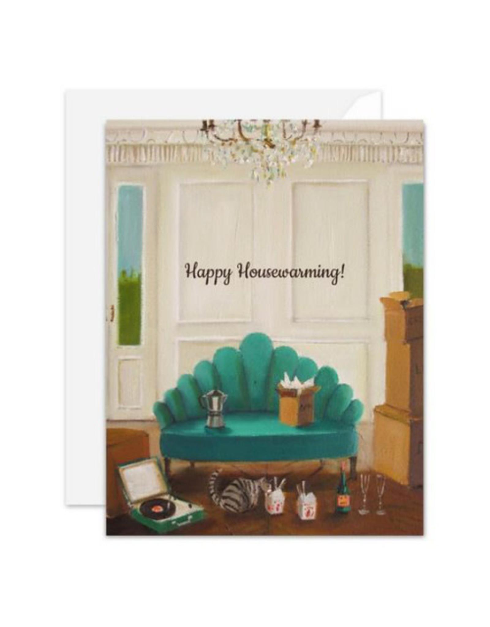 Janet Hill Studio New Home - Happy Housewarming