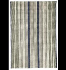 Dash & Albert Woven Cotton Rug 2' x 3' - Bay Stripe