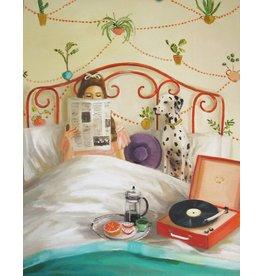 "Janet Hill Studio Art Print - Houseplants - 8.5"" x 11"""