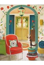 """Janet Hill Studio Art Print - Gypsy & The Tassel - 8.5"""" x 11"""""""
