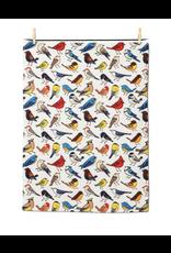 Allover Birds Tea Towel