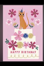 Birthday - Birthday Cat