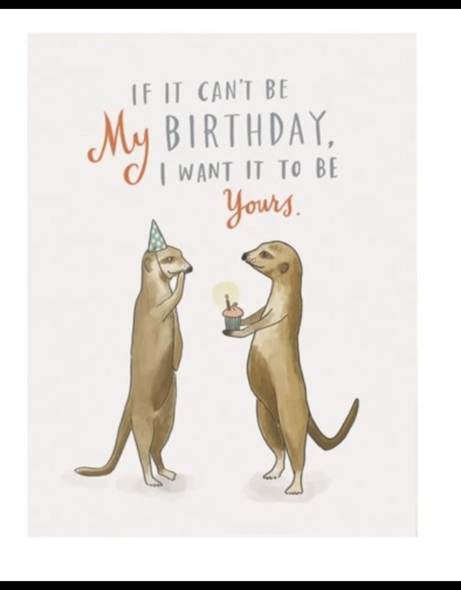 Birthday - Meerkat Birthday