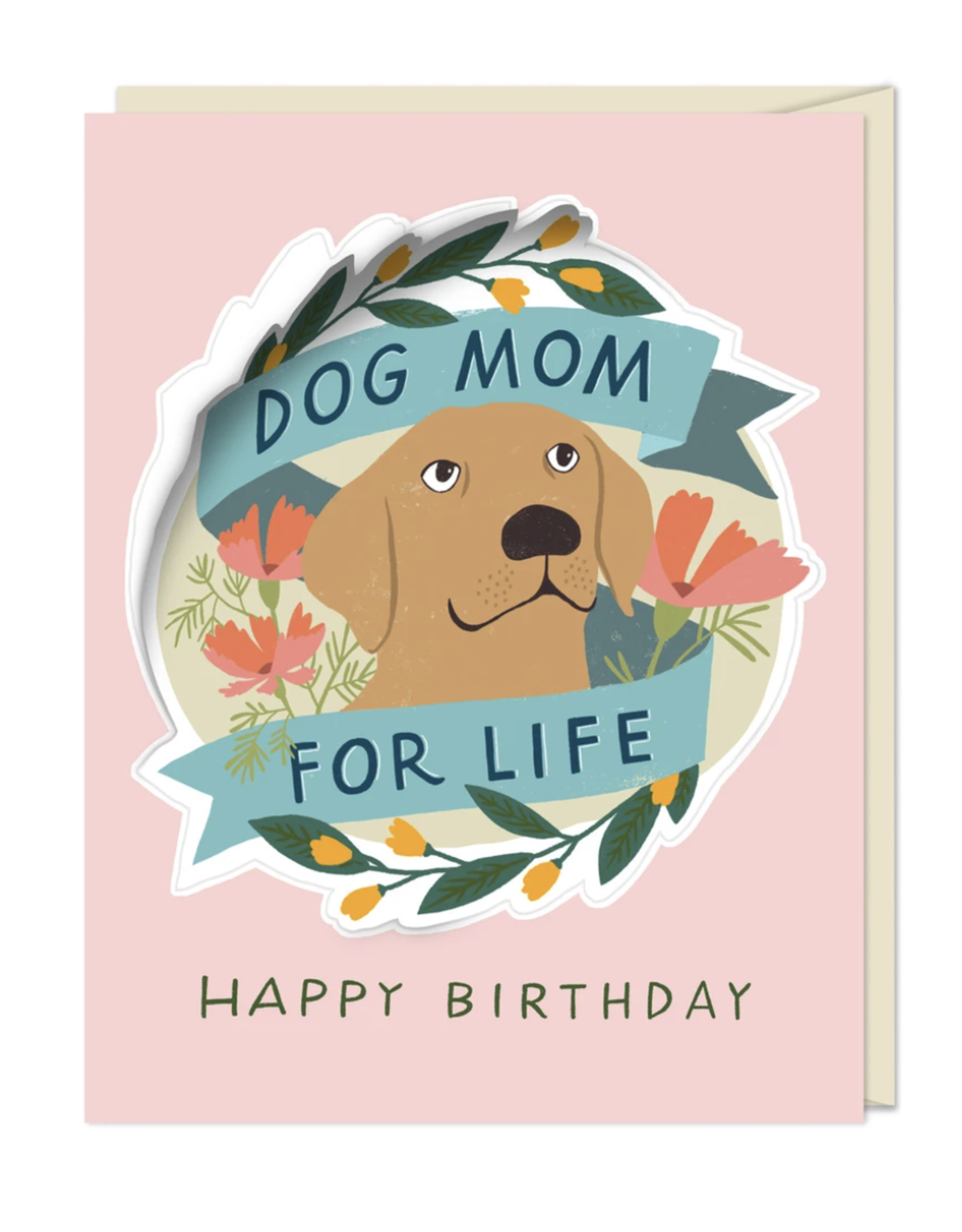 Birthday - Dog Mom for Life