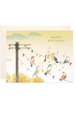 Birthday - Birds on Wire Birthday