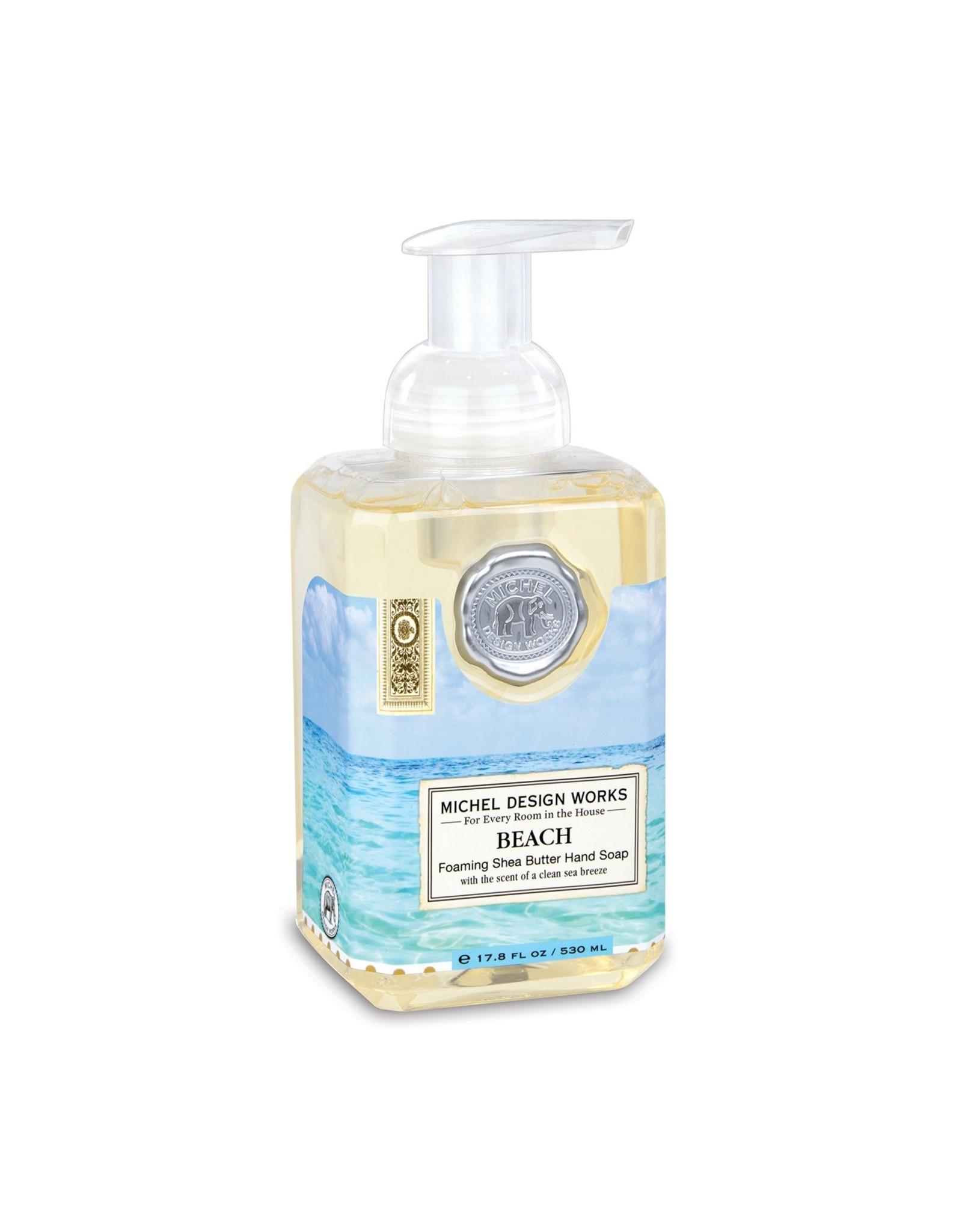 Michel Design Michel Beach Foam Soap