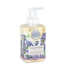Michel Design Michel Lavender Rosemary Foam Soap
