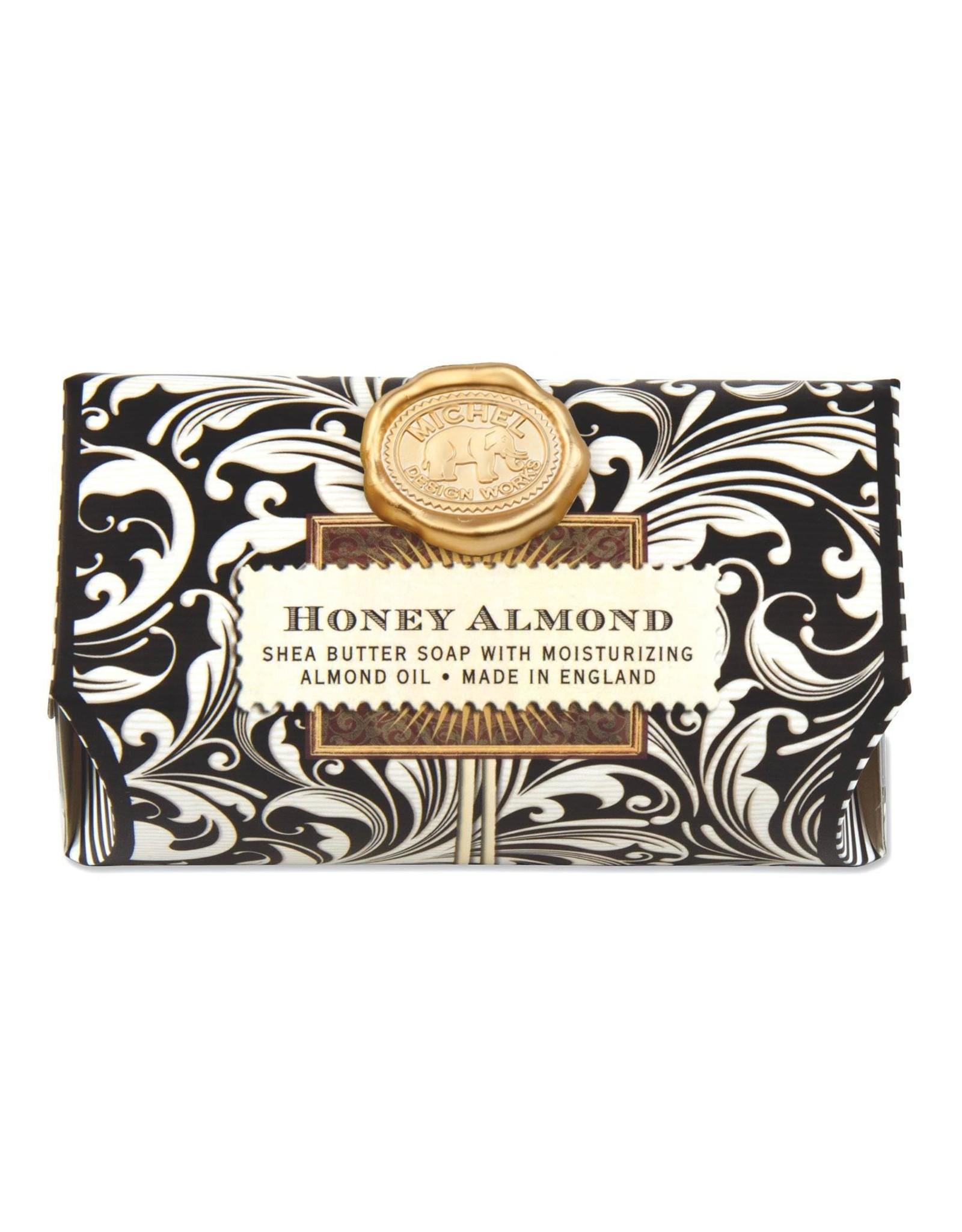 Michel Design Michel Honey Almond Lg Bath Bar