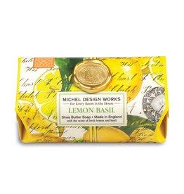 Michel Design Michel Lemon Basil Lg Bath Bar