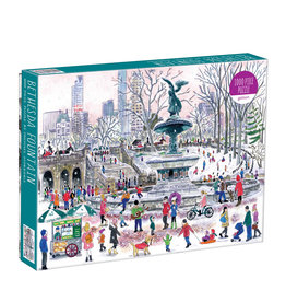 Bethesda Fountain Puzzle - 1000 Pieces