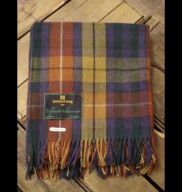 Patrick King Woollen Co. PK Highland Wool Throw - Antique Buchanan