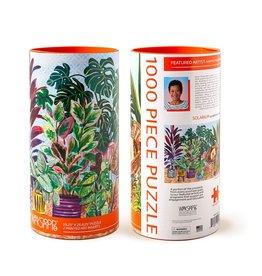 Werkshoppe Solarium Tropical Plants - 1000 Pieces