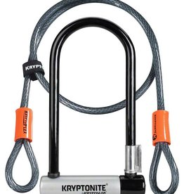 Kryptonite U-Lock Kryptonite Kryptolok STD w/ Cable