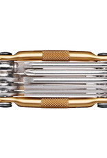 Crank Brothers Multi-10 Tool: Gold