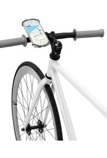 Nite Ize Wraptor Universal Smart Phone Stem/Handlebar Mount, Black