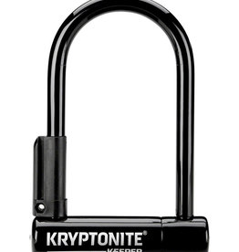 Kryptonite Kryptonite Keeper Mini-6 U-Lock: 3.25 x 6""