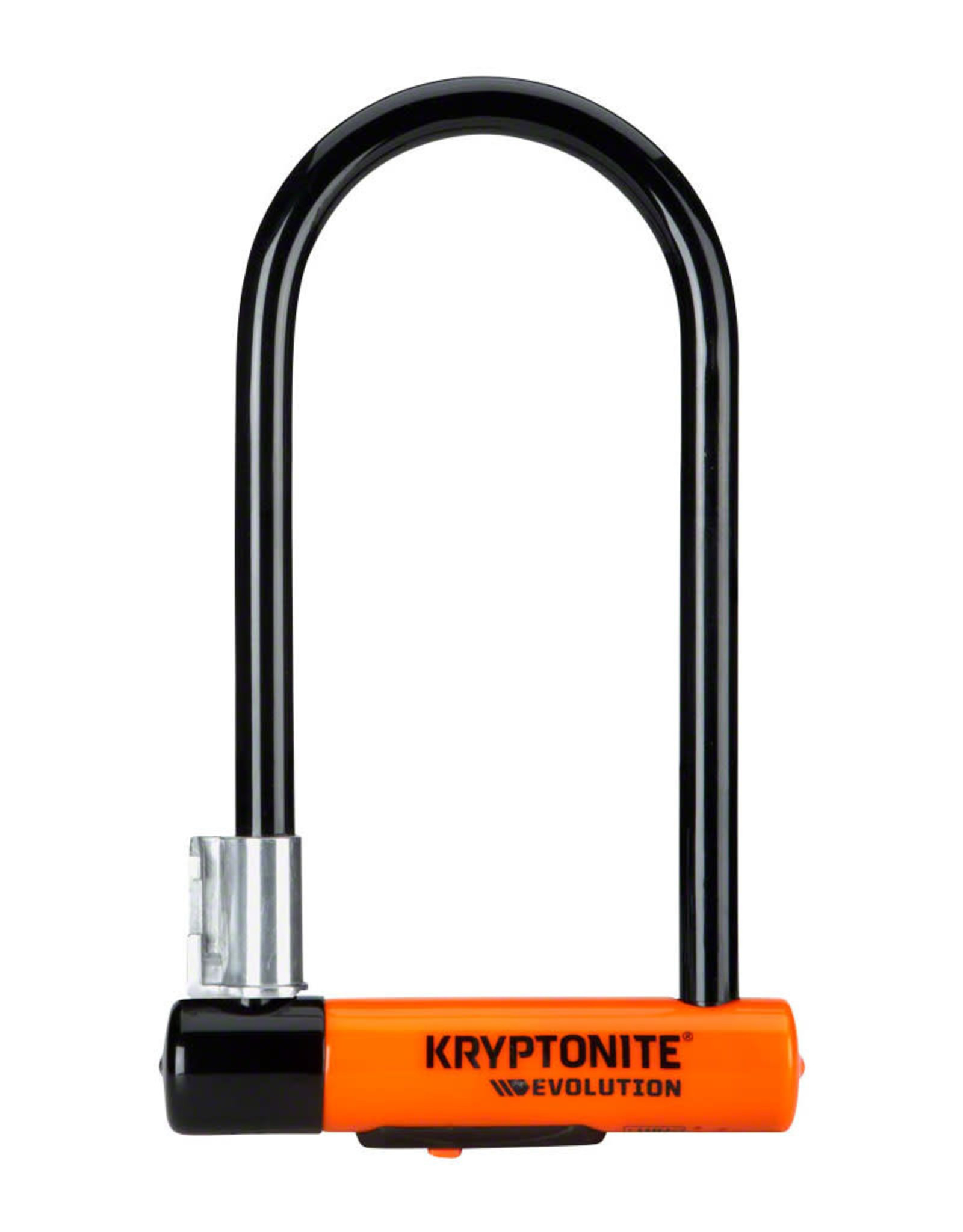 Kryptonite Evolution Series U-Lock - 4 x 9""