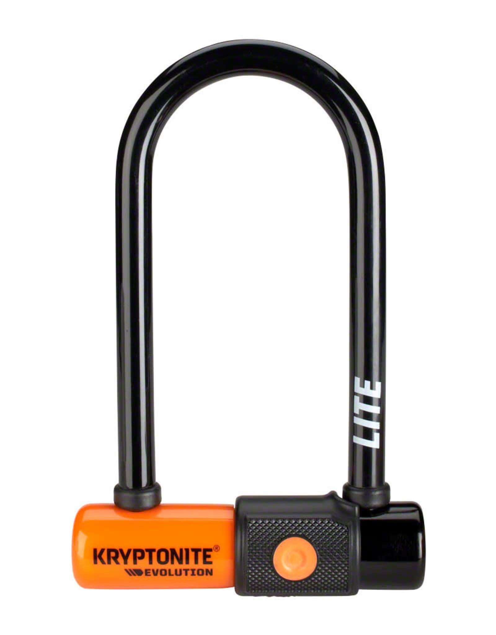 """Kryptonite Kryptonite Evolution Series U-Lock - 2.75 x 5.9"""""""