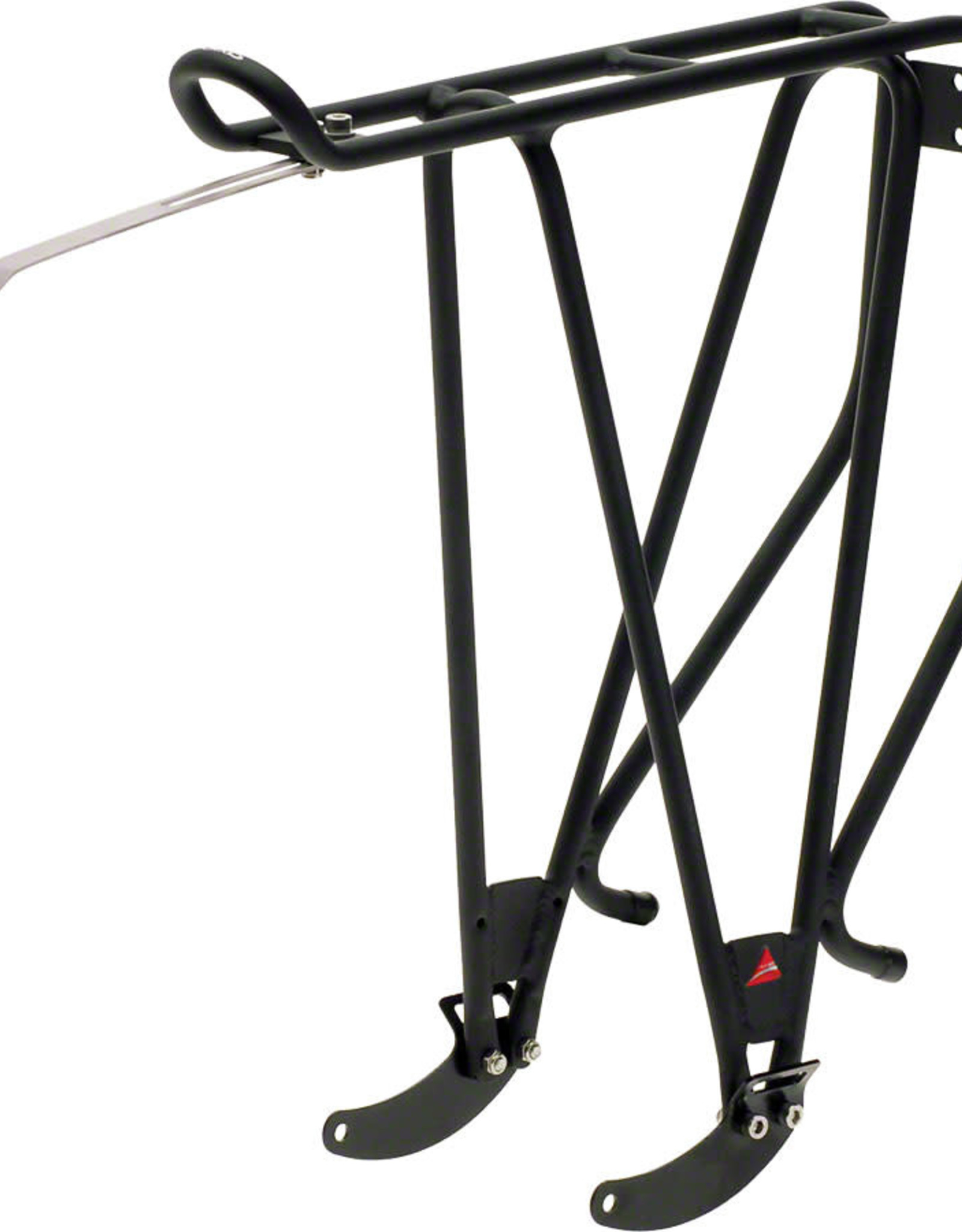 Axiom Streamliner Road DLX Rear Rack: Black