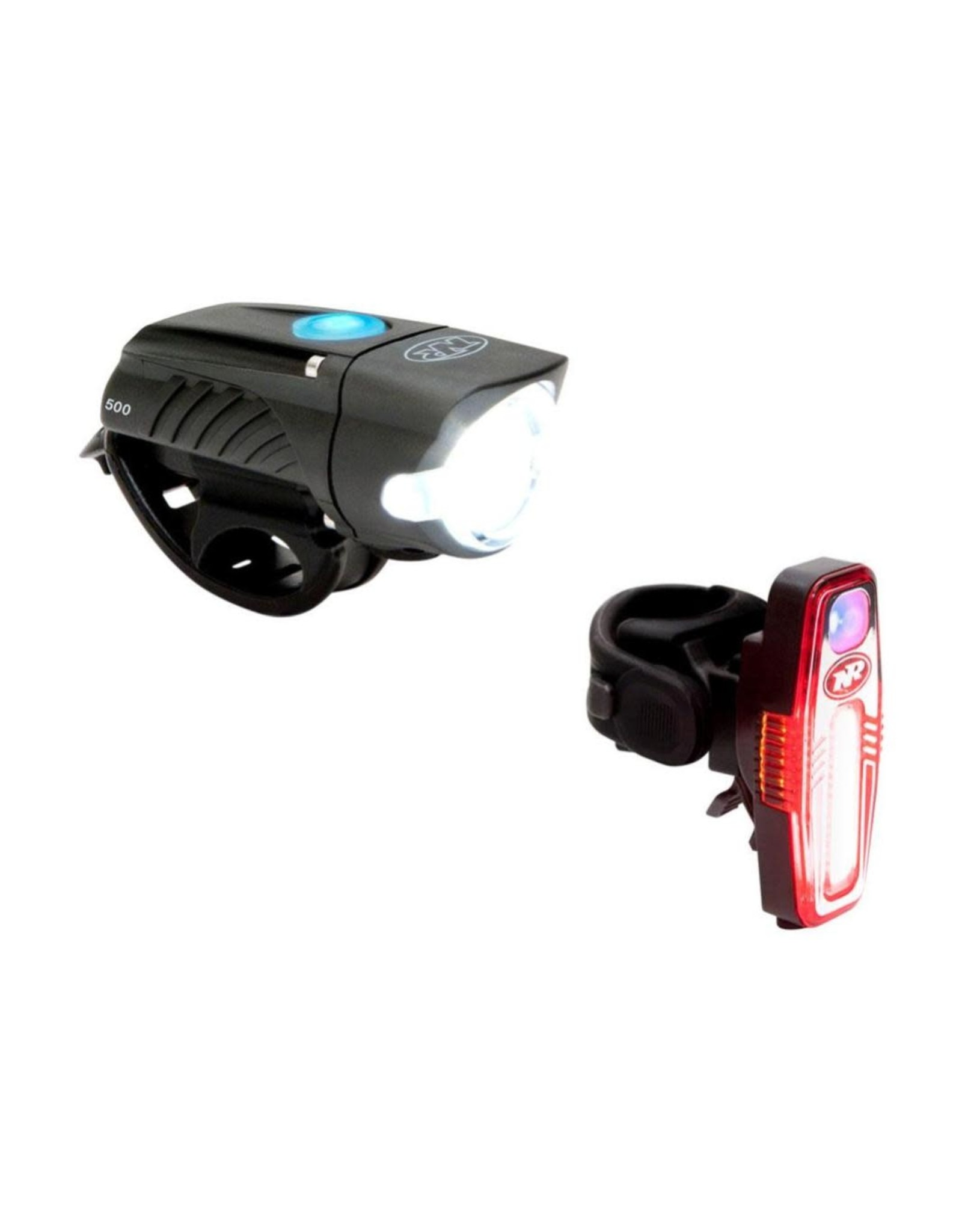 NiteRider Lumina 650 and Sabre 110 Headlight and Taillight Set